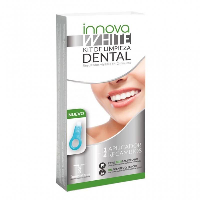 Innova White Branqueador Dentario Farmacia Alves